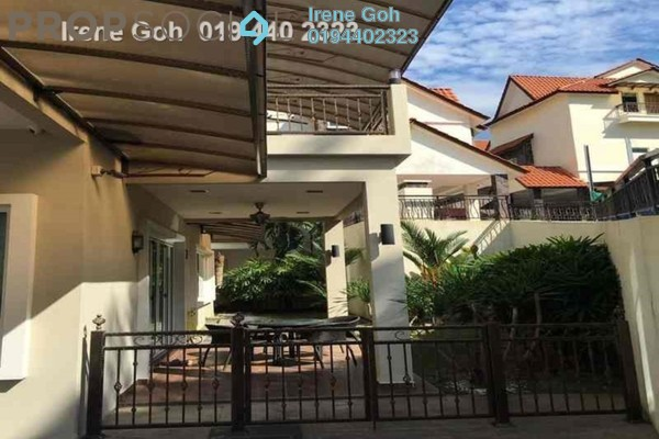 For Sale Condominium at Asia Hills, Bukit Jambul Leasehold Fully Furnished 5R/6B 2.9m