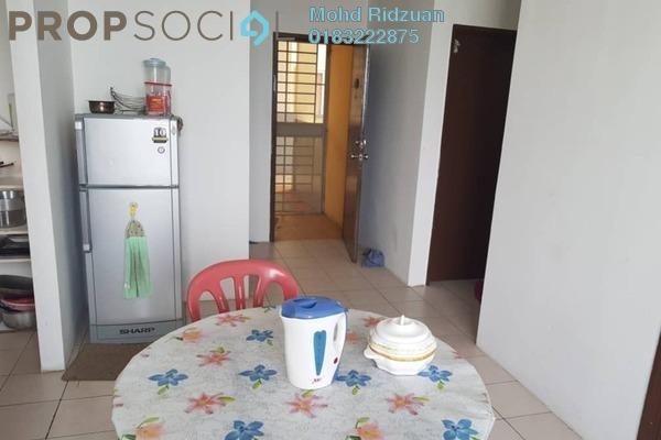 For Sale Serviced Residence at Casa Subang, UEP Subang Jaya Freehold Fully Furnished 3R/2B 305k