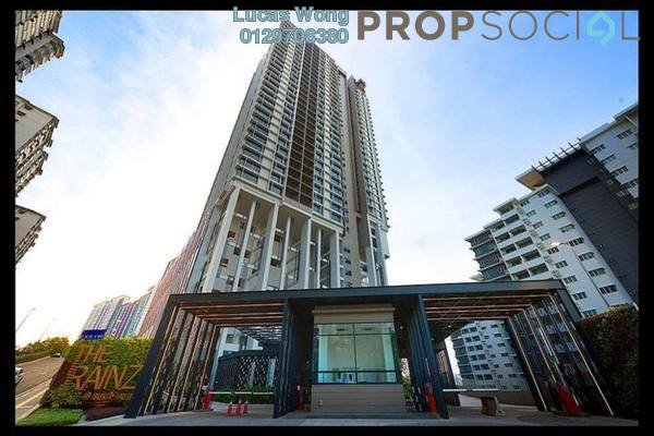 For Rent Condominium at The Rainz, Bukit Jalil Freehold Semi Furnished 5R/4B 3.3k
