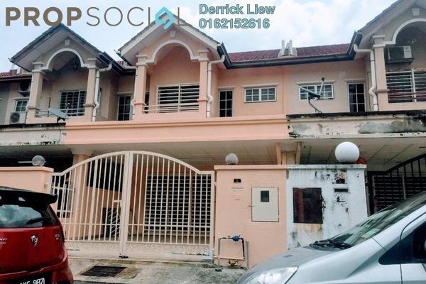 For Sale Terrace at Mahkota Walk, Bandar Mahkota Cheras Freehold Unfurnished 4R/3B 600k