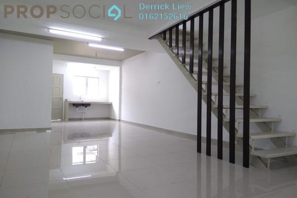 For Sale Terrace at Taman Kajang Baru, Kajang Freehold Unfurnished 3R/2B 365k