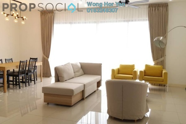 For Rent Condominium at Windows On The Park, Bandar Tun Hussein Onn Freehold Fully Furnished 3R/3B 3.3k