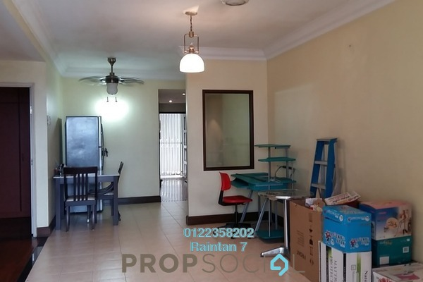 For Sale Condominium at Amadesa, Desa Petaling Freehold Semi Furnished 3R/2B 465k