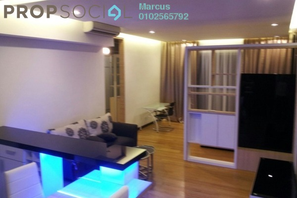 For Sale Condominium at Regalia @ Jalan Sultan Ismail, Kuala Lumpur Freehold Fully Furnished 1R/1B 570k