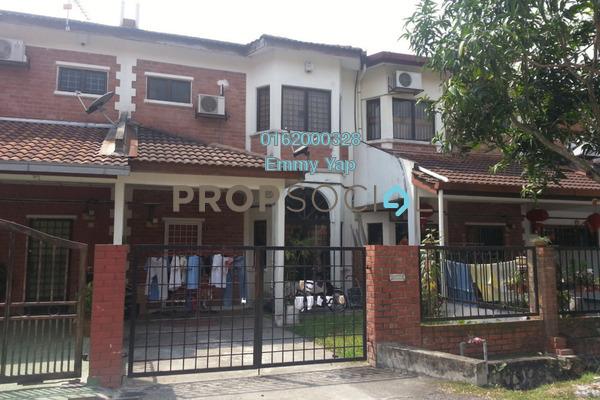 For Rent Terrace at SL10, Bandar Sungai Long Freehold Unfurnished 3R/2B 1k