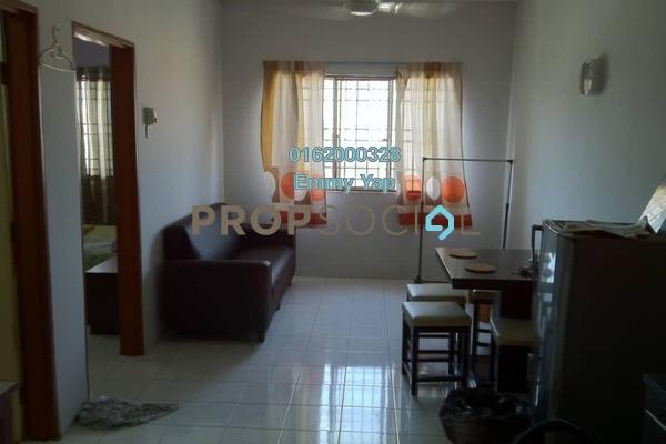 For Sale Condominium at Vista Impiana Apartment, Seri Kembangan Leasehold Fully Furnished 1R/1B 175k