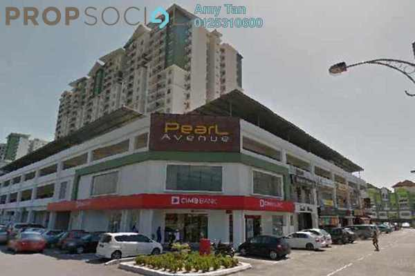 For Sale Condominium at Pearl Avenue, Kajang Freehold Unfurnished 0R/0B 340k