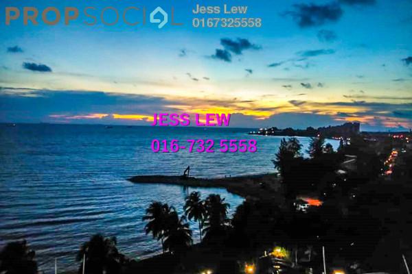 For Sale Condominium at Ocean Palms Condominium, Melaka Freehold Semi Furnished 2R/2B 380k