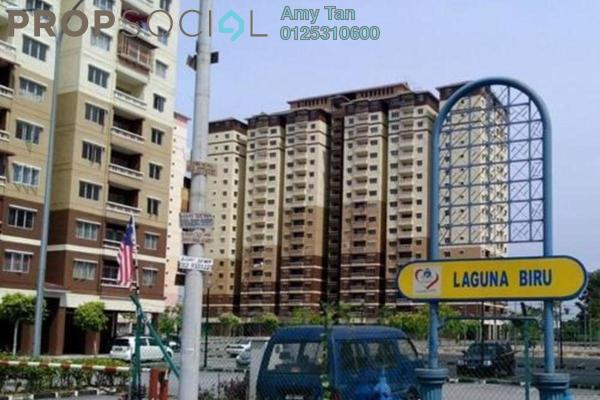 For Sale Apartment at Laguna Biru, Rawang Freehold Unfurnished 0R/0B 200k