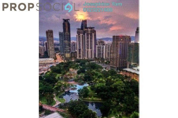 For Sale Condominium at The Binjai On The Park, KLCC Freehold Fully Furnished 3R/3B 5.5m
