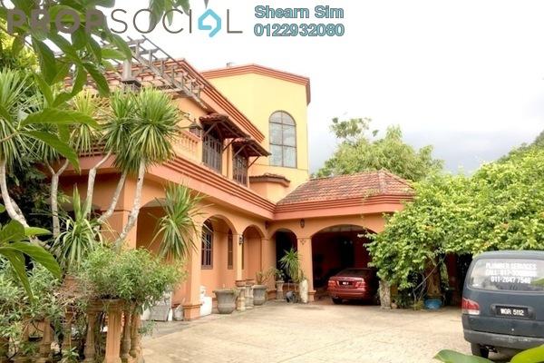 For Sale Bungalow at Kelab Golf Sultan Abdul Aziz Shah, Shah Alam Leasehold Semi Furnished 7R/4B 3.2m