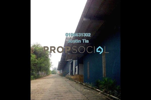 For Sale Factory at Kampung Baru Subang, Shah Alam Freehold Fully Furnished 0R/0B 16m
