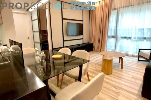 For Rent Condominium at The Potpourri, Ara Damansara Freehold Fully Furnished 2R/2B 3k
