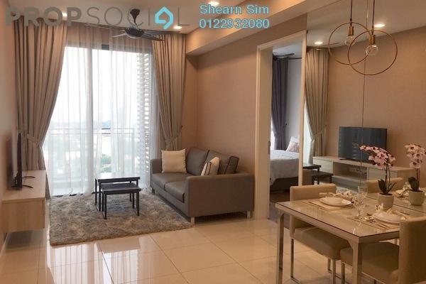 For Rent Condominium at Nadi Bangsar, Bangsar Freehold Fully Furnished 2R/1B 3.8k