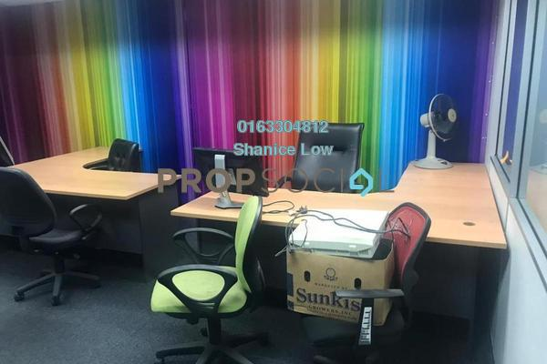 For Rent Office at Wisma Mutiara Puchong, Puchong Freehold Fully Furnished 0R/1B 1.5k