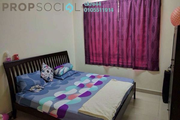 For Rent Condominium at Platinum Lake PV21, Setapak Freehold Fully Furnished 2R/2B 1.65k