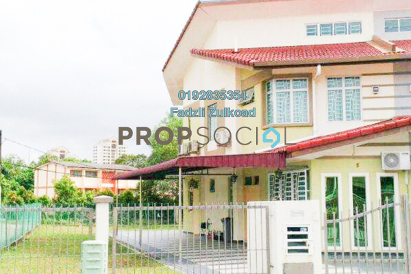 For Rent Semi-Detached at Taman Nong Chik, Johor Bahru Freehold Fully Furnished 4R/3B 2.95k