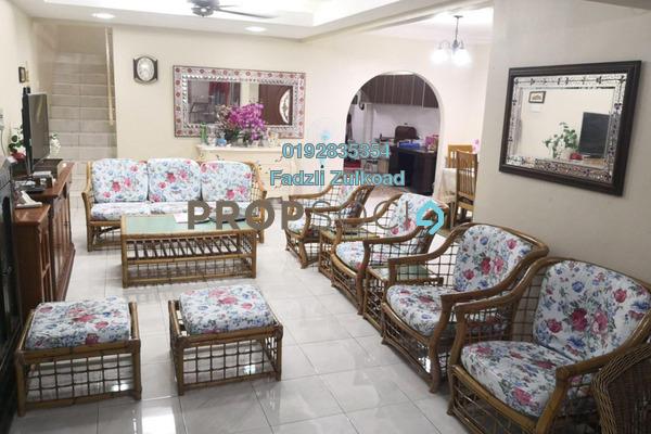 For Sale Terrace at Taman Keramat, Setiawangsa Leasehold Unfurnished 4R/3B 680k