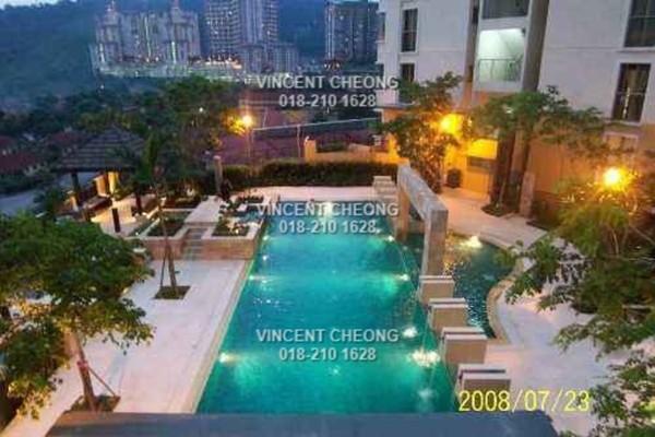 For Sale SoHo/Studio at Ritze Perdana 1, Damansara Perdana Freehold Semi Furnished 1R/1B 194k