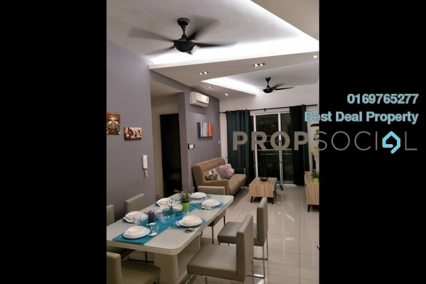 For Rent Serviced Residence at Desa Green Serviced Apartment, Taman Desa Freehold Fully Furnished 3R/2B 2.8k