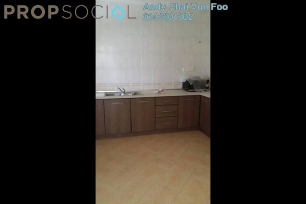 For Rent Terrace at Taman Suria, Johor Bahru Freehold Semi Furnished 4R/3B 3.2k
