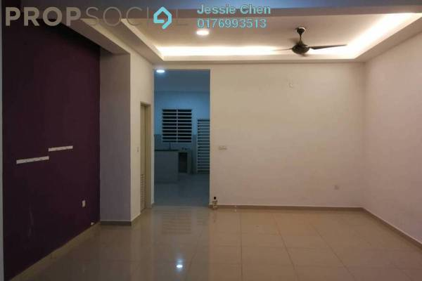 For Rent Terrace at Alconix, Bandar Sri Sendayan Freehold Semi Furnished 4R/3B 1.2k
