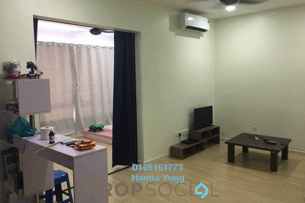 For Rent Serviced Residence at You One, UEP Subang Jaya Freehold Semi Furnished 2R/1B 1.6k