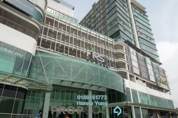 For Rent SoHo/Studio at First Subang, Subang Jaya Freehold Fully Furnished 0R/1B 1.8k