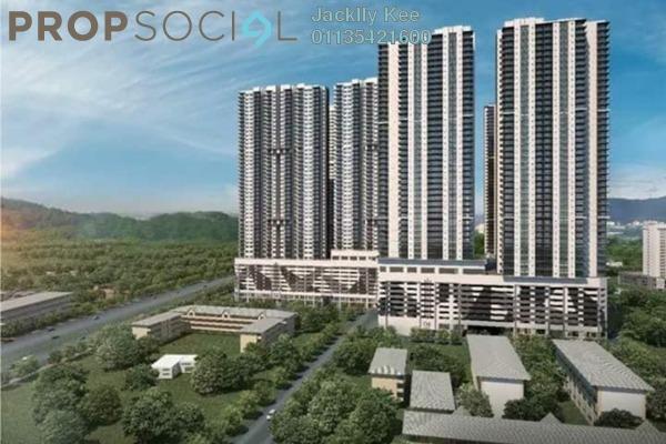 For Sale Condominium at Razak City Residences, Sungai Besi Freehold Fully Furnished 2R/2B 389k