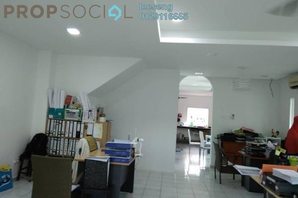 For Sale Terrace at Taman Bayu Perdana, Klang Freehold Fully Furnished 4R/3B 930k