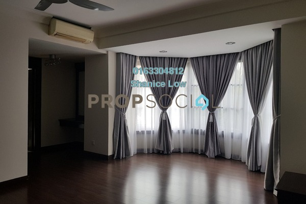 For Rent Condominium at Seri Duta II, Kenny Hills Freehold Semi Furnished 4R/3B 4.3k
