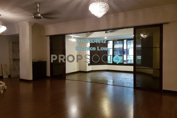For Rent Condominium at Seri Duta II, Kenny Hills Freehold Semi Furnished 4R/3B 4.4k