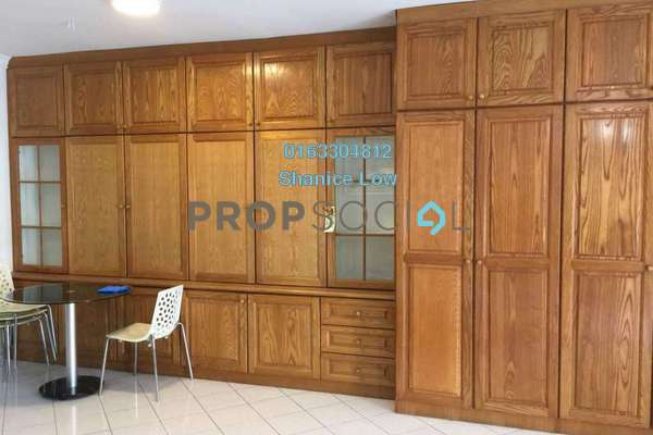 For Rent Condominium at Riana Green, Tropicana Leasehold Fully Furnished 0R/1B 1.35k