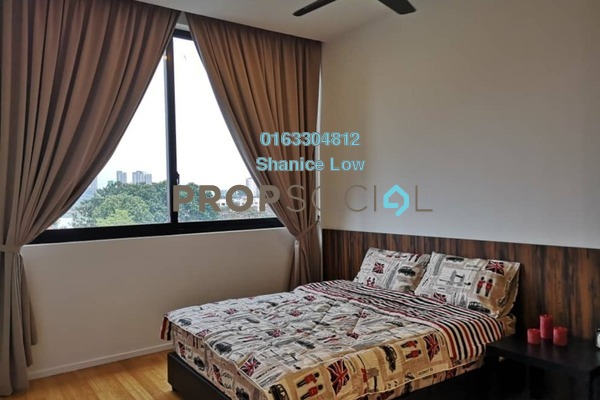 For Rent Condominium at Dream City, Seri Kembangan Freehold Fully Furnished 1R/1B 1.5k