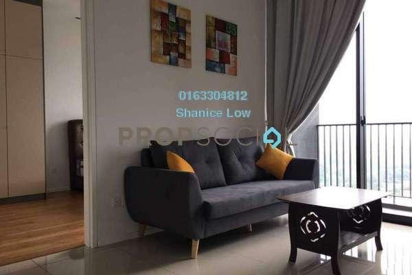For Rent Condominium at Dream City, Seri Kembangan Freehold Fully Furnished 1R/1B 1.8k