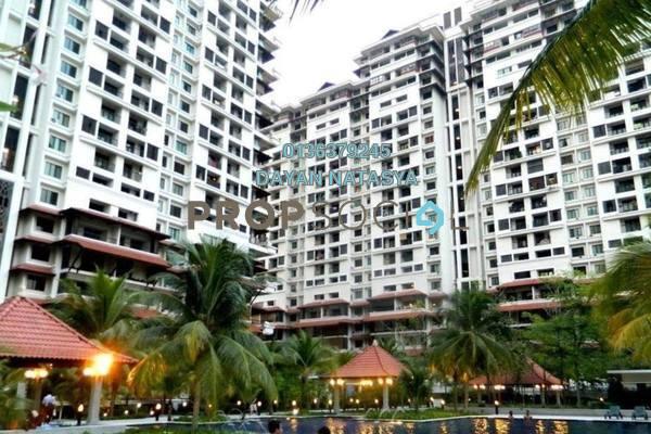 For Sale Condominium at Armanee Condominium, Damansara Damai Freehold Semi Furnished 4R/3B 540k