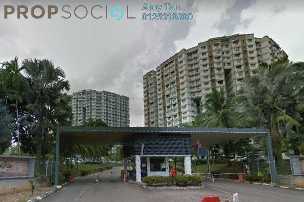 For Sale Apartment at Permas Ville, Bandar Baru Permas Jaya Freehold Unfurnished 0R/0B 330k