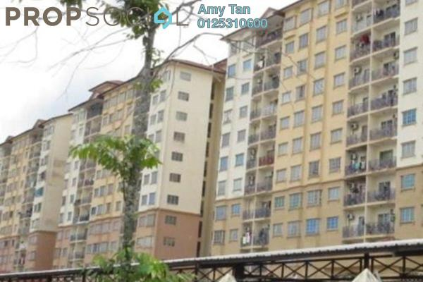 For Sale Terrace at Taman Puncak Jalil, Bandar Putra Permai Freehold Unfurnished 0R/0B 387k