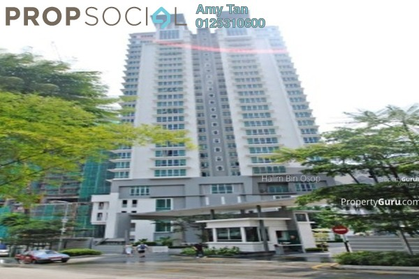 For Sale Apartment at Aston Kiara 3, Mont Kiara Freehold Unfurnished 0R/0B 720k
