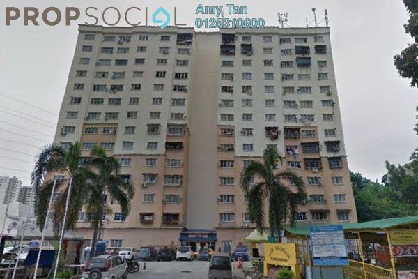For Sale Apartment at Kota Warisan, Sepang Leasehold Unfurnished 0R/0B 95k