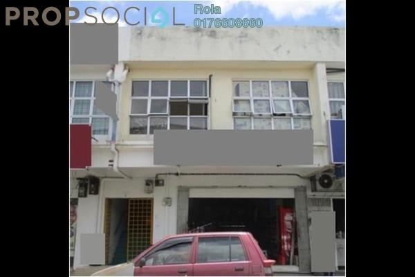For Sale Shop at Taman Meru Selatan, Meru Freehold Unfurnished 0R/0B 405k