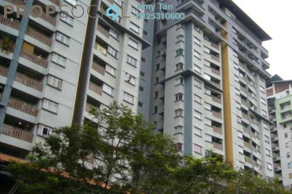 For Sale Condominium at Perdana Exclusive, Damansara Perdana Freehold Unfurnished 0R/0B 430k