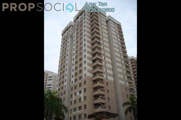 For Sale Serviced Residence at Pelangi Damansara Sentral, Mutiara Damansara Freehold Unfurnished 0R/0B 450k
