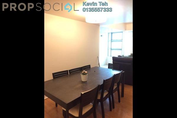 For Rent Condominium at i-Zen Kiara I, Mont Kiara Freehold Fully Furnished 2R/2B 2.5k