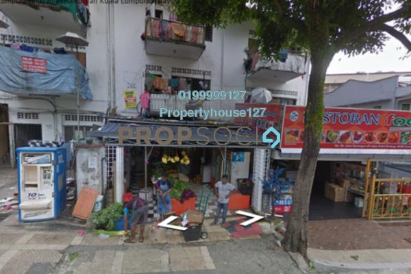 For Rent Shop at Jalan Berangan, Bukit Bintang Freehold Unfurnished 0R/0B 14k