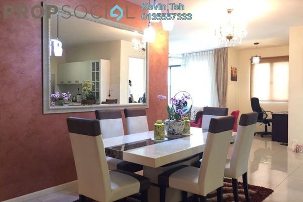 For Rent Condominium at Casa Kiara I, Mont Kiara Freehold Fully Furnished 3R/3B 3.9k