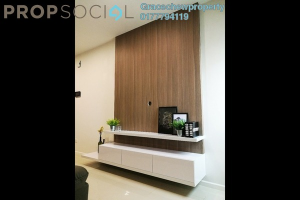 For Rent Serviced Residence at Suasana, Johor Bahru Freehold Fully Furnished 1R/1B 2.58k