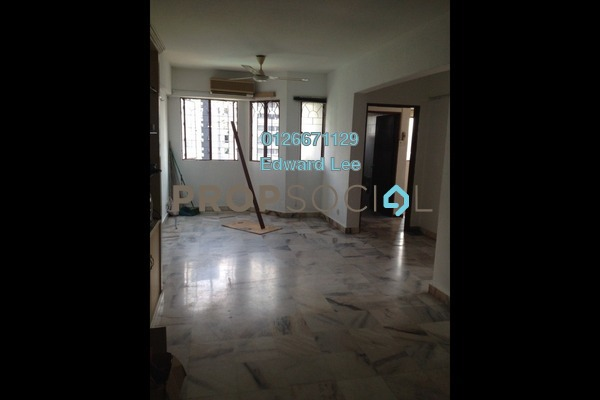 For Sale Condominium at Seri Mas, Bandar Sri Permaisuri Freehold Unfurnished 3R/2B 265k