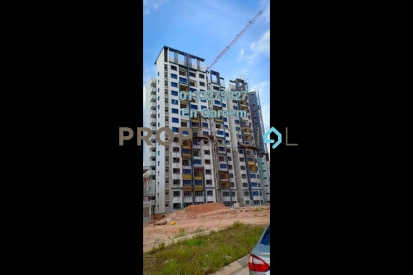 For Sale Condominium at Cyberview Garden Villas, Cyberjaya Freehold Unfurnished 3R/2B 253k