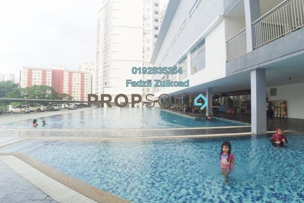 For Rent Condominium at Suasana Lumayan, Bandar Sri Permaisuri Freehold Unfurnished 4R/2B 1.35k